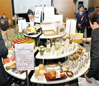 日本の市場に向けたタイの健食や美容商材が集結