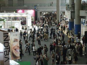 日本最大級の美容展示会 ビューティーワールドジャパン東京大盛況!