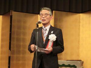ウエルシア薬局共栄会の新年互礼会 ~2017年春 シンガポール出店へ!~