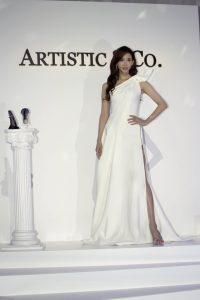 美容機器メーカーARTISTIC & CO.が台湾人気女優リン・チー…